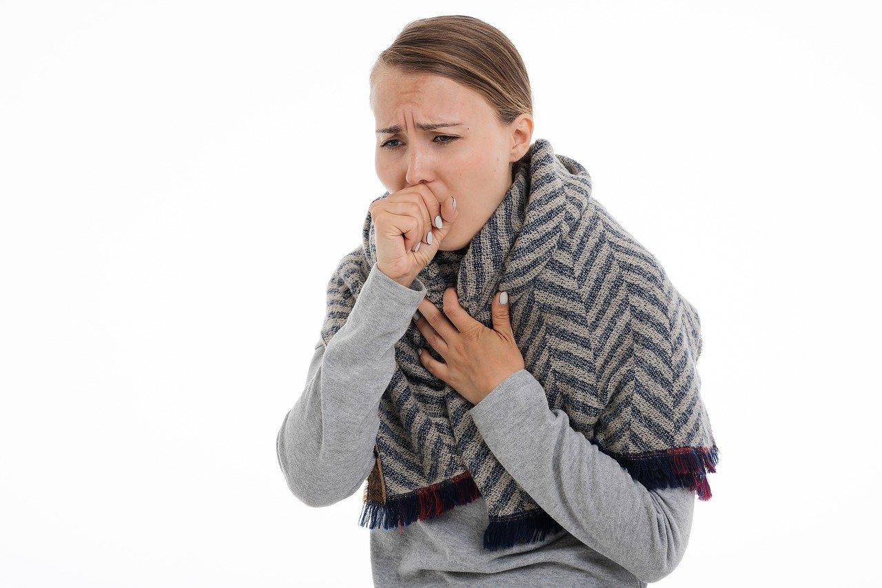 風邪、せき、たん、発熱